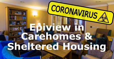 Combatting Coronavirus in Care Homes, Supported Living & Housing Associations